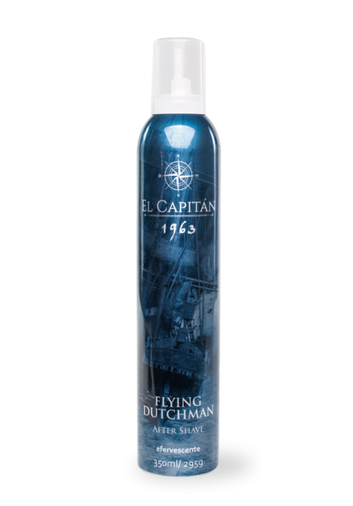 Pós Barba Efervecente Flying Dutchman 350ml - El Capitán